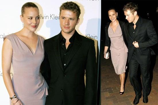 Ryan and Abbie