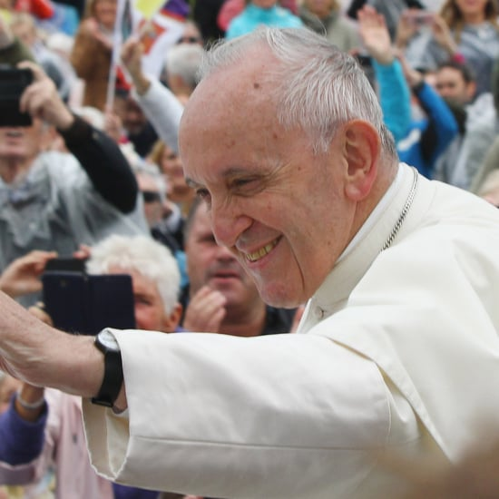 Pope Francis Quotes on Children Being Gay