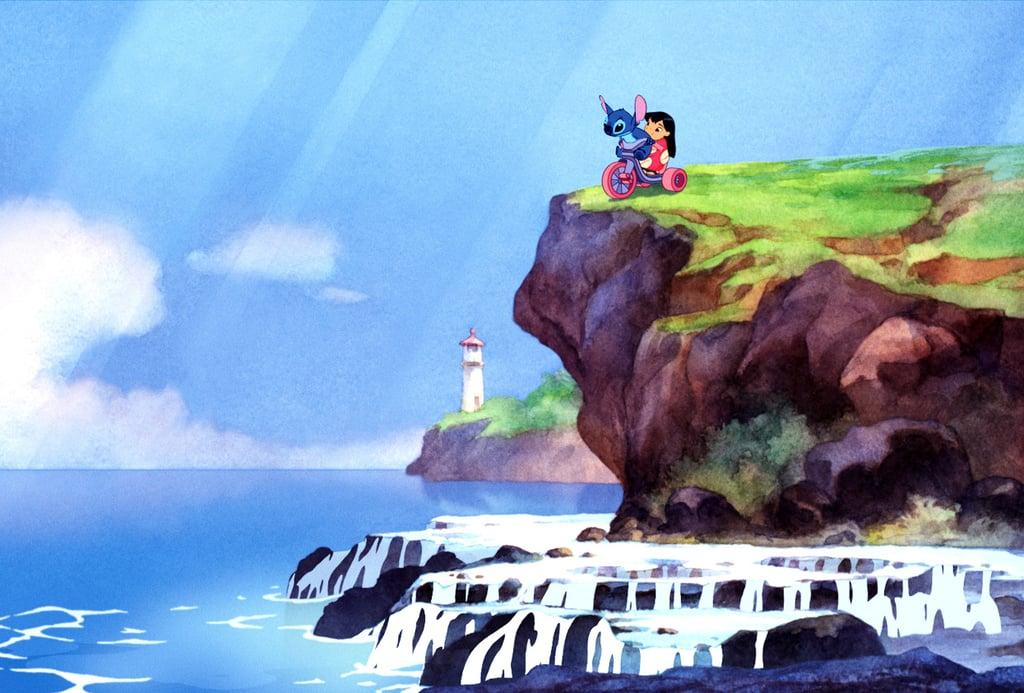 Lilo and Stitch Kauai Hawaii  Real World Destinations That