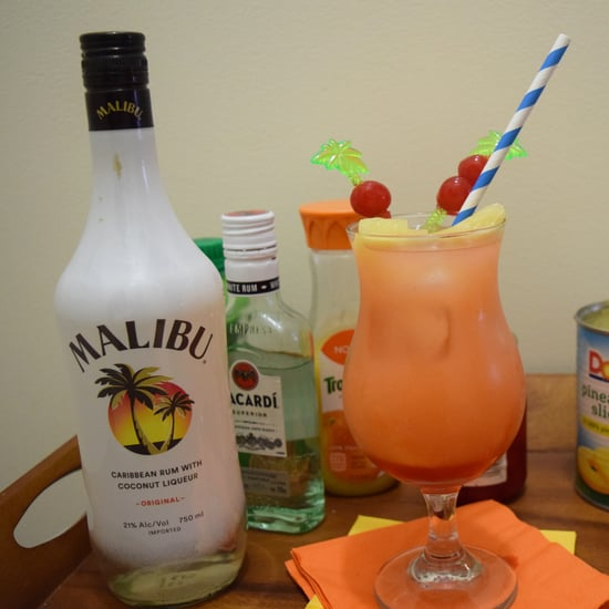This Bahama Mama Cocktail Recipe Will Bring the Beach to You