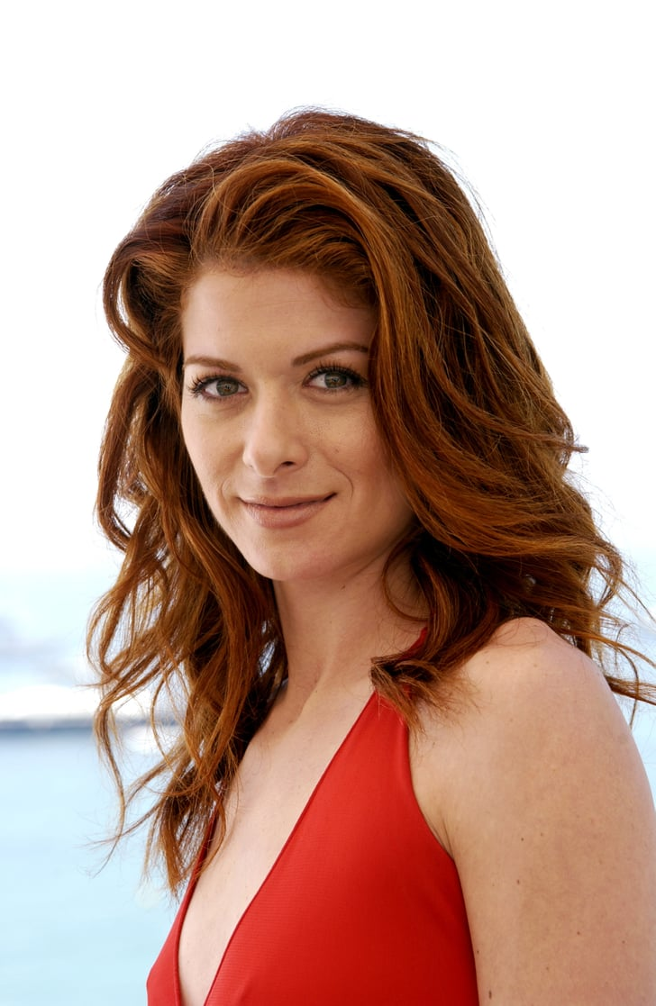 Debra Messing  Hair At Cannes Film Festival  Celebrity -8307