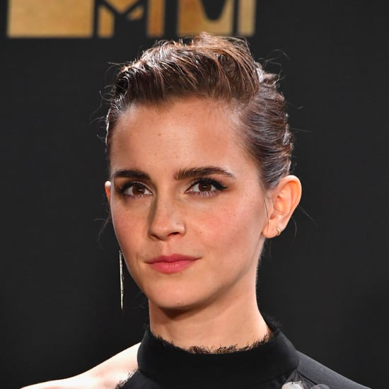 Emma Watson Beauty at the MTV Movie Awards 2017