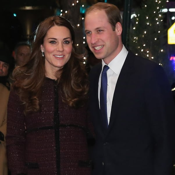 The Duke and Duchess of Cambridge Kick Off Their US Visit!