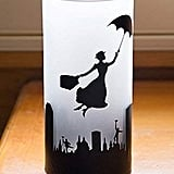 Mary Poppins Candle Holder