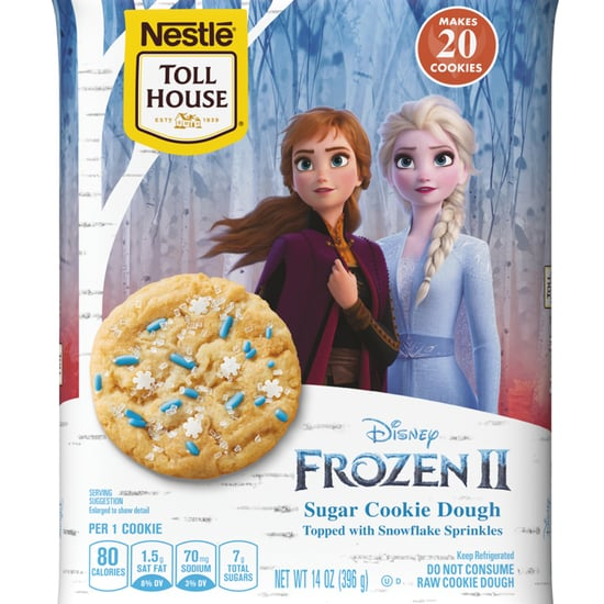 Nestlé's Frozen 2 Cookie Dough and Morsels Are Here — Photos