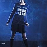TARDIS Sweater ($45-$49)