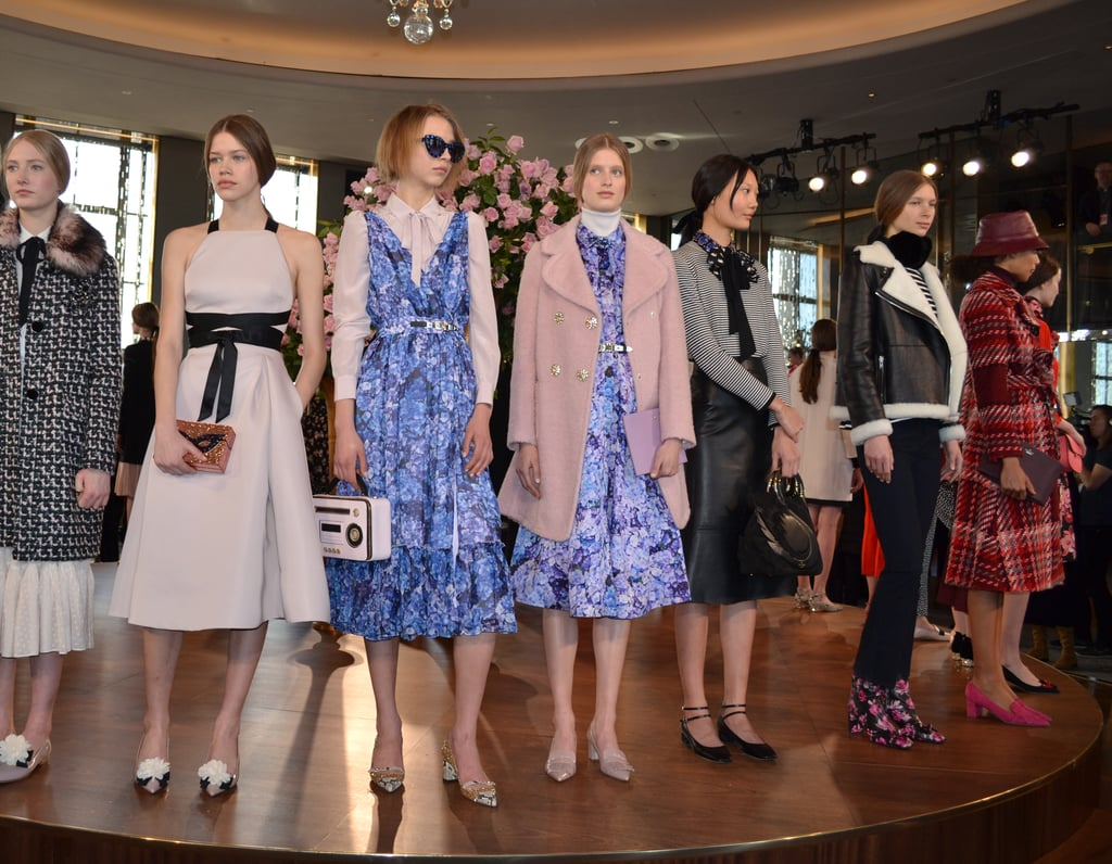Kate Spade Fall 2016 Collection