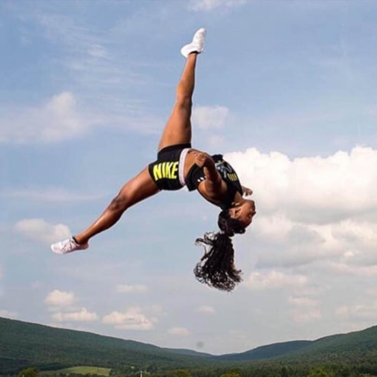 Power-Tumbling Record Holder Angel Rice (Video)