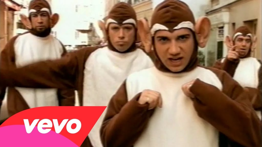 "Bloodhound Gang — ""The Bad Touch"""