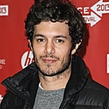 A scruffy Adam Brody attended the Lovelace premiere on Tuesday.