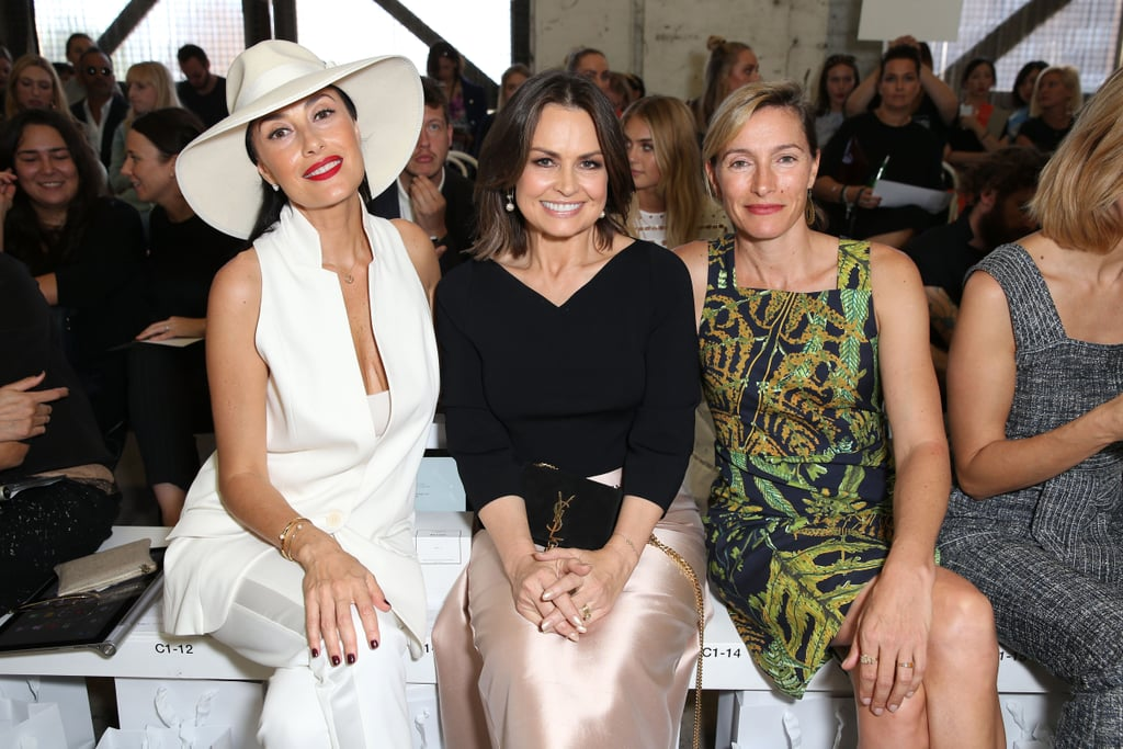 Terry Biviano, Lisa Wilkinson and Claudia Karvan — Day 3