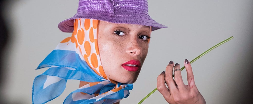 Is Adwoa Aboah the Coolest Woman in Beauty Right Now? (Yes)