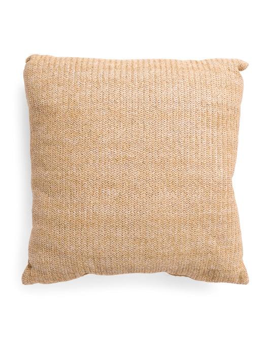 Indoor Outdoor Natural Pillow