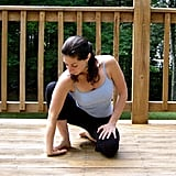 Kneeling One-Handed Wrist Stretch