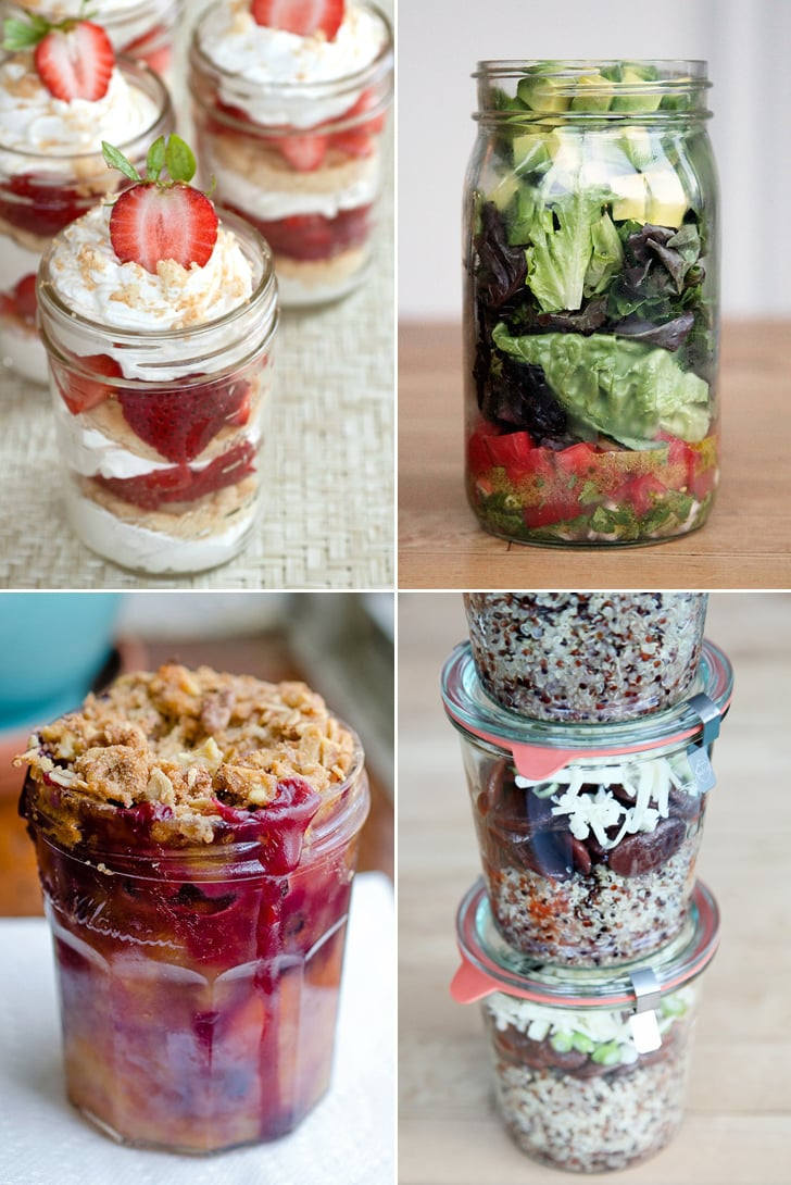 15 Unconventional Mason-Jar Recipes That Are Just Crazy Enough to Work