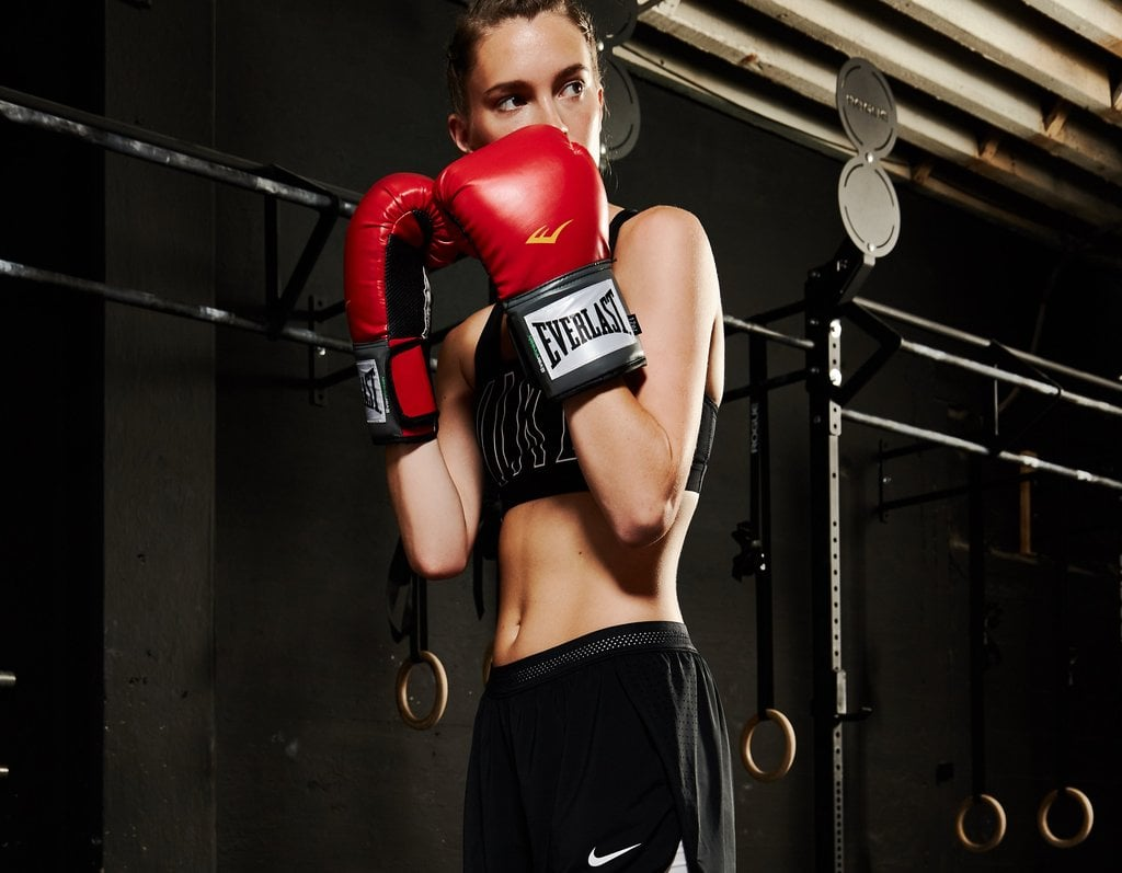 20-Minute Cardio Kickboxing HIIT Workout