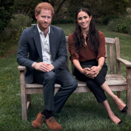 Prince Harry and Meghan Markle's Time 100 Appearance in 2020