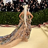 Ariana Grande Met Gala Dress 2018