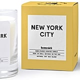 Homesick New York City Mini Scented Candle