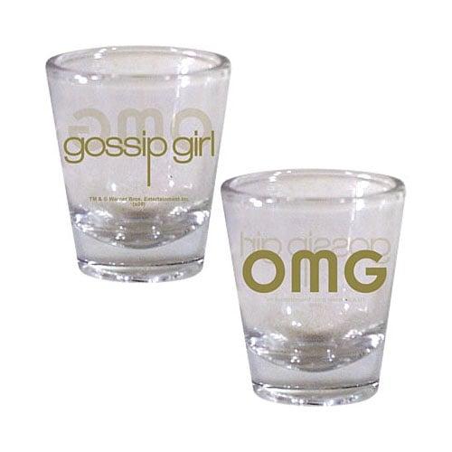 Clear Shot Glass ($6)
