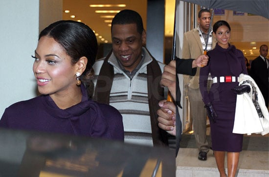 Beyonce and Jay Z's Low Key Parisian Birthday