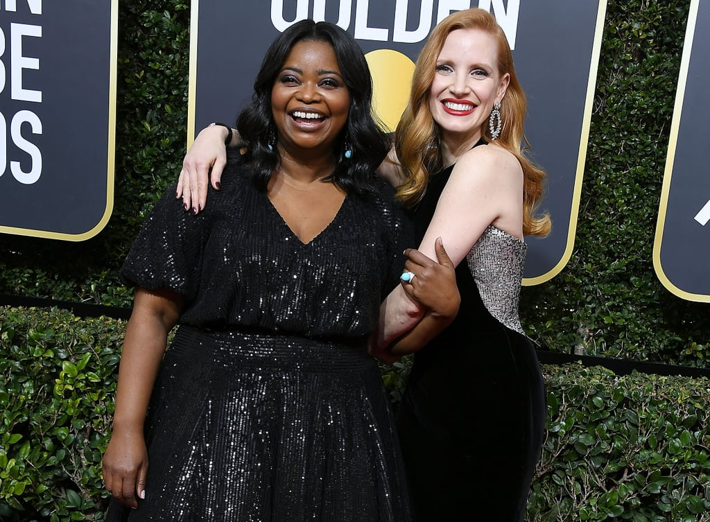 Octavia Spencer and Jessica Chastain's Real-Life Friendship