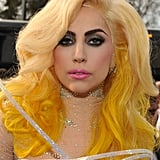 Lady Gaga in 2010