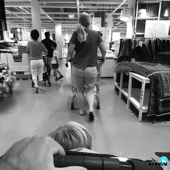 Dad's Story About Shopping at Ikea With His Wife