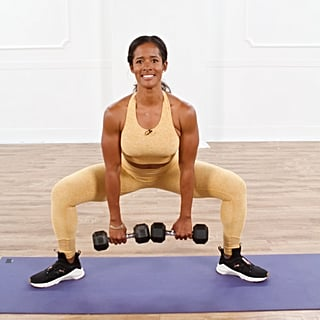30-Minute Strength Training Workout With Dumbbells