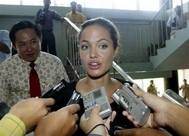 Sugar Bits - Angelina Under Fire