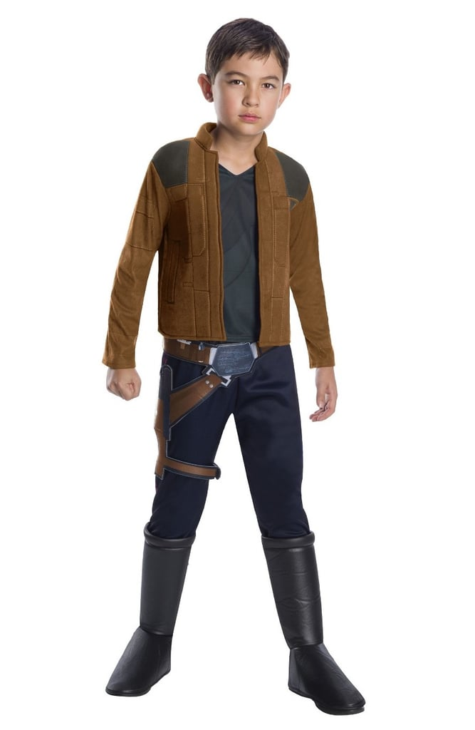 This Han Solo Costume ($30) has everything your kid needs.