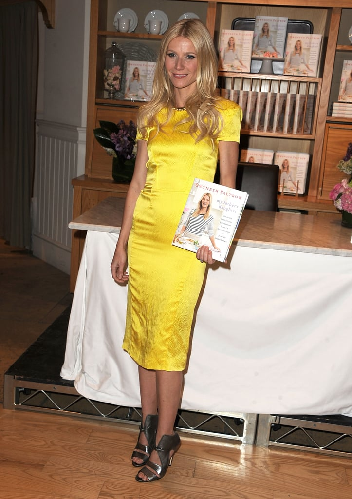 Image Result For Celebrity Book Signings Gwyneth Paltrow Book Signing