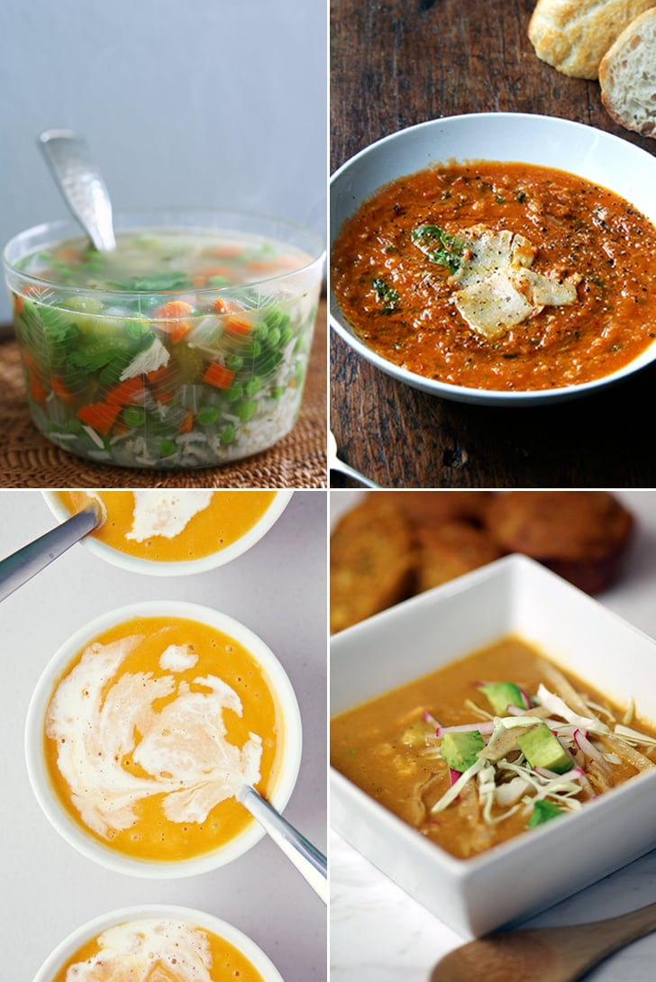 14 Fall Soups, Because Salads Are So Last Season