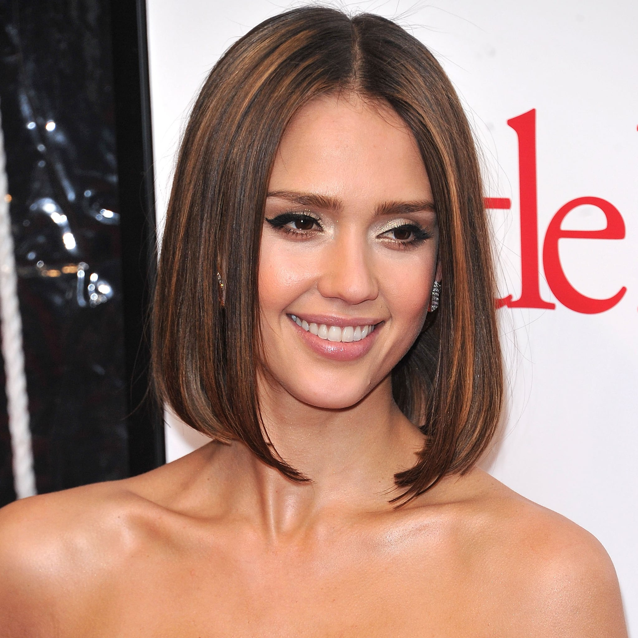 Jessica Alba Hair Color And Best Hairstyles Popsugar Beauty