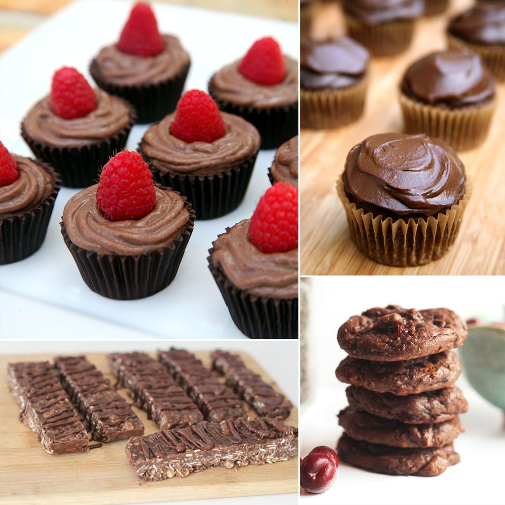 best healthy chocolate dessert recipes popsugar fitness uk