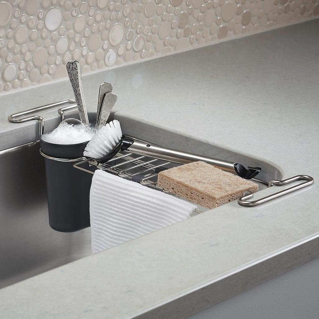 A Sink Caddy: Kohler Sink Utility Rack