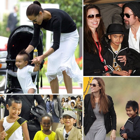 Maddox Jolie-Pitt Birthday August 5, 2011 Pictures