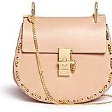 Chloé 'Drew' small chain border leather shoulder bag ($2,050)
