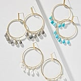 Cornelia Hoop Earrings