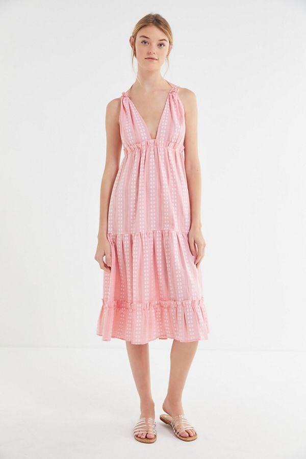 39957d6625e4f Cleobella Oliver Ruffle Empire Waist Midi Dress | Best Travel ...