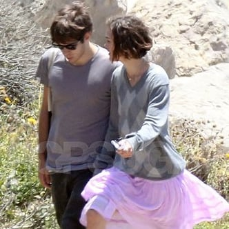Keira Knightley Pictures With James Righton in LA