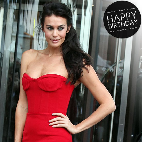 Happy 37th Birthday Megan Gale! See the Glamorous Supermodel's Style Evolution