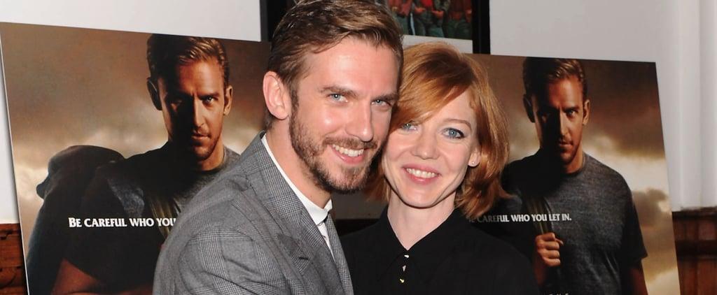 Photos of Dan Stevens and Wife Susie Hariet