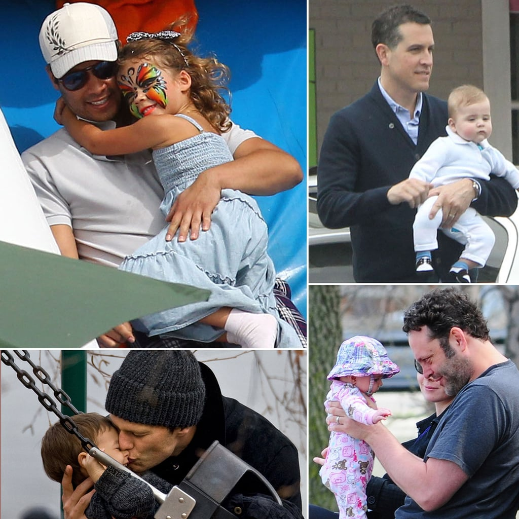 Famous Dads And Their Famous Kids - Essence