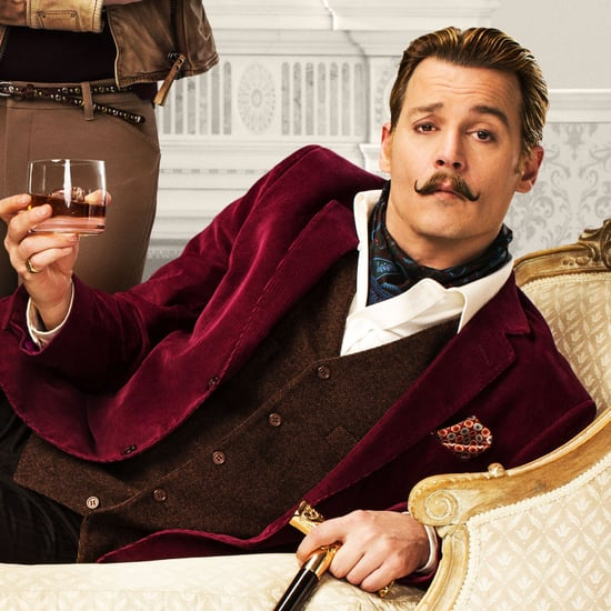 Johnny Depp Interview For Mortdecai (Video)
