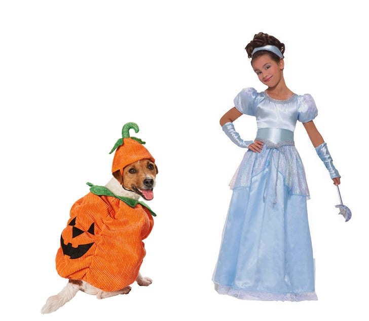 Cinderella and Pumpkin