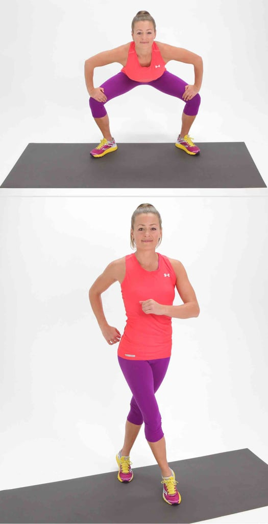 Moves to terrifically toned inner thighs popsugar