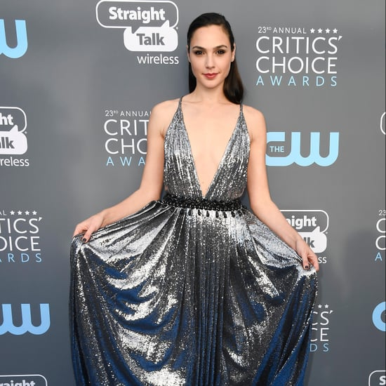 Critics' Choice Awards Sexiest Dresses 2018