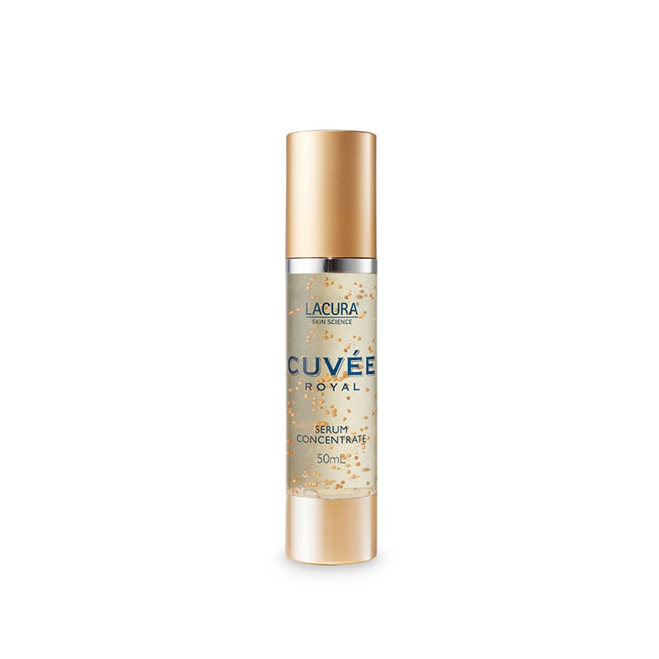 Lacura Cuvee Skin Science Cuvée Royal Luminous Serum Concentrate, $24.99