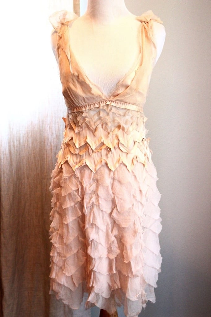 Ashley Olsen's Prom Dress by Marc Jacobs ($110)